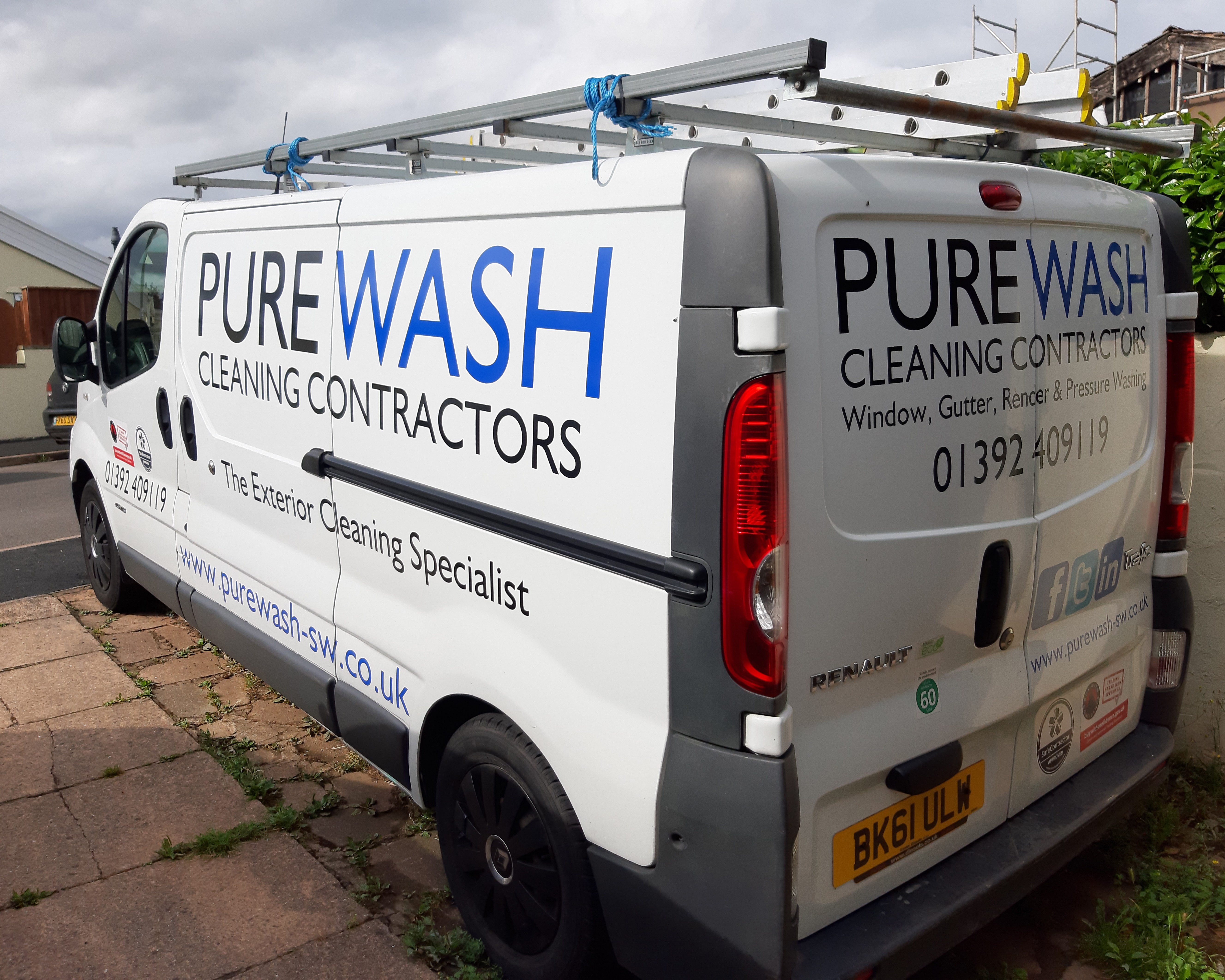 Home PureWash Cleaning Contractors