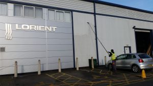 Cladding Cleaning PureWash Cleaning Contractors