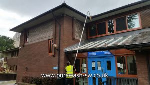 Gutter Cleaning PureWash Cleaning Contractors