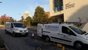 Projects PureWash Cleaning Contractors