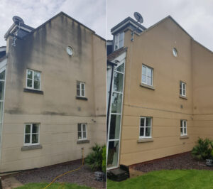 Render Cleaning in Dorset PureWash Cleaning Contractors